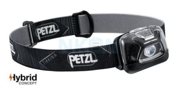 Petzl Tikkina Zwart Hoofdlamp - 250 Lumen
