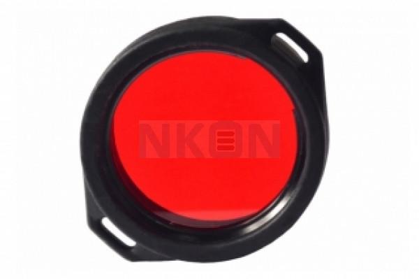 Armytek Red Filter for Viking / Predator flashlights