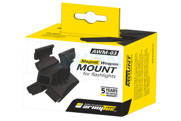 Armytek Magnet Weapon Mount AWM-03