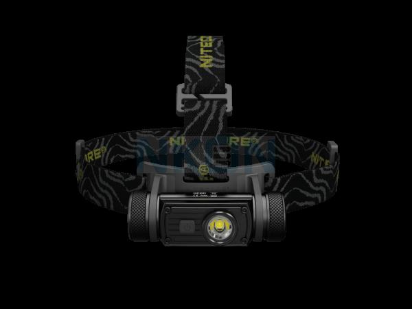 Nitecore HC60 - Hoofdlamp - USB oplaadbaar