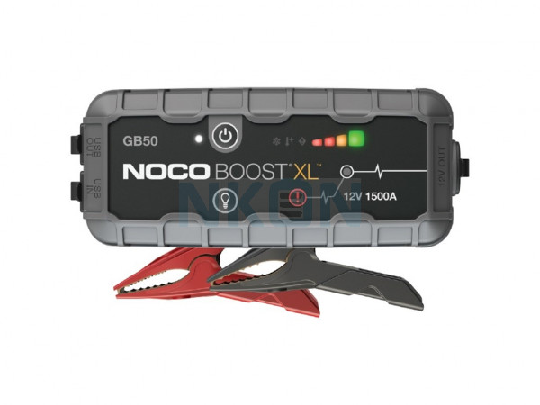 Noco Genius GB50 jumpstarter 12V - 1500A