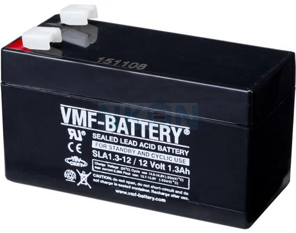 VMF 12V 1.3Ah loodaccu