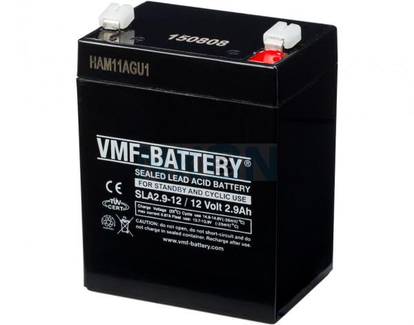 VMF 12V 2.9Ah Loodaccu