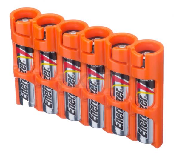 6 AAA Powerpax Battery case