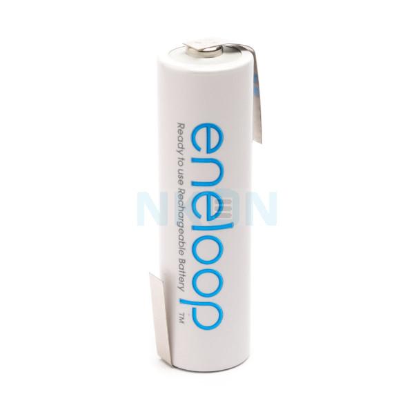 1 AA Eneloop met Z-lip - 1900mAh