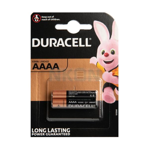 2x AAAA (LR8D425) Duracell - 1.5V