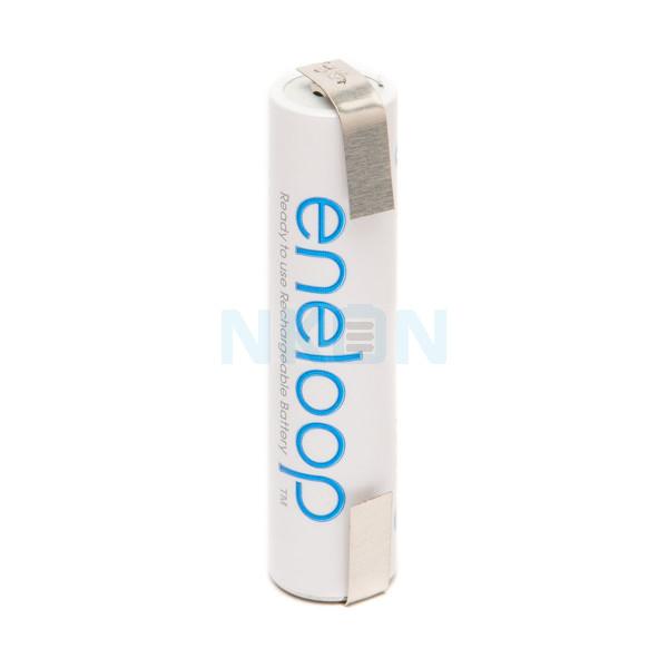 1 AAA Eneloop U-lip - 750mAh