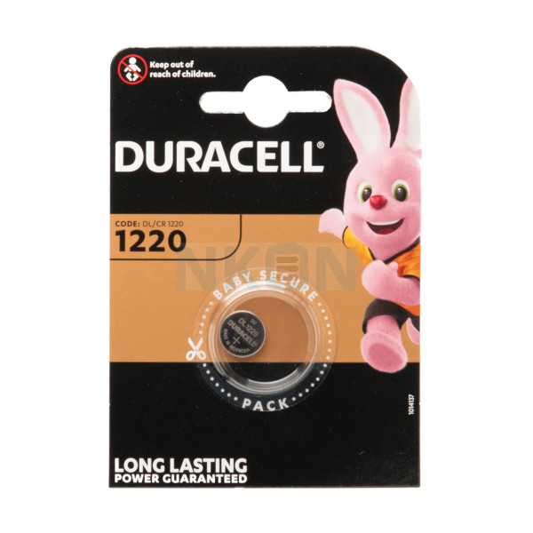 Duracell CR1220 - 3V