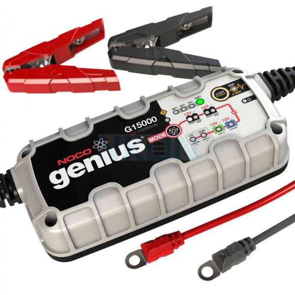 Noco Genius G15000 jumpcharger 12/24V - 15A