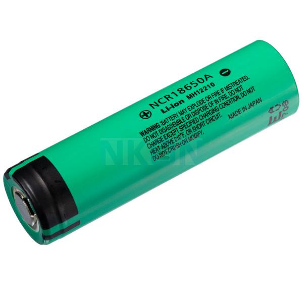Panasonic NCR18650A 3100mAh - 6.2A