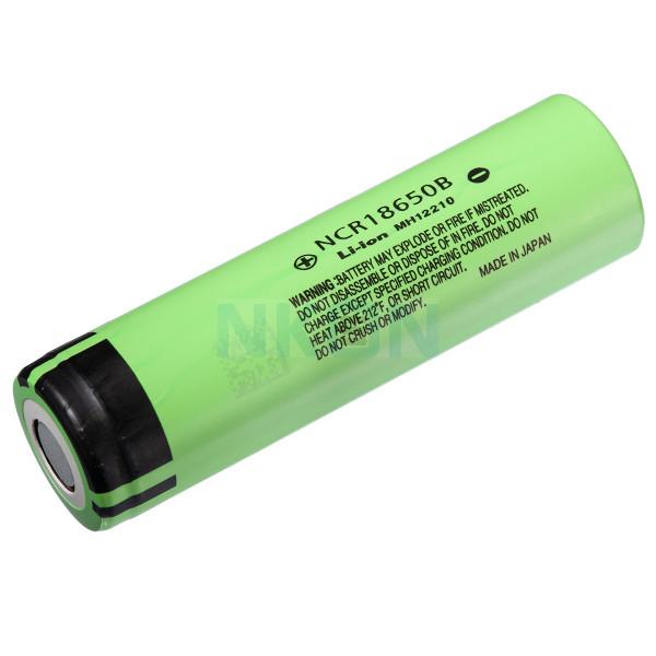 Panasonic NCR18650B 3350mAh - 6.7A