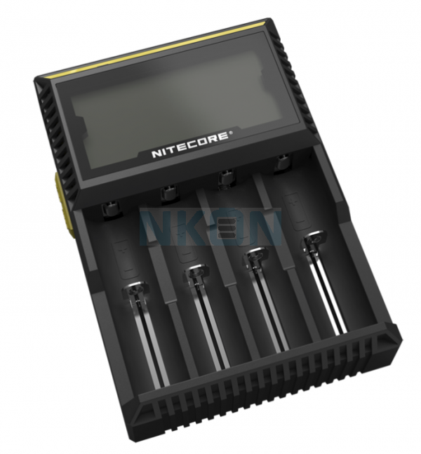Nitecore Digicharger D4 EU batterijlader