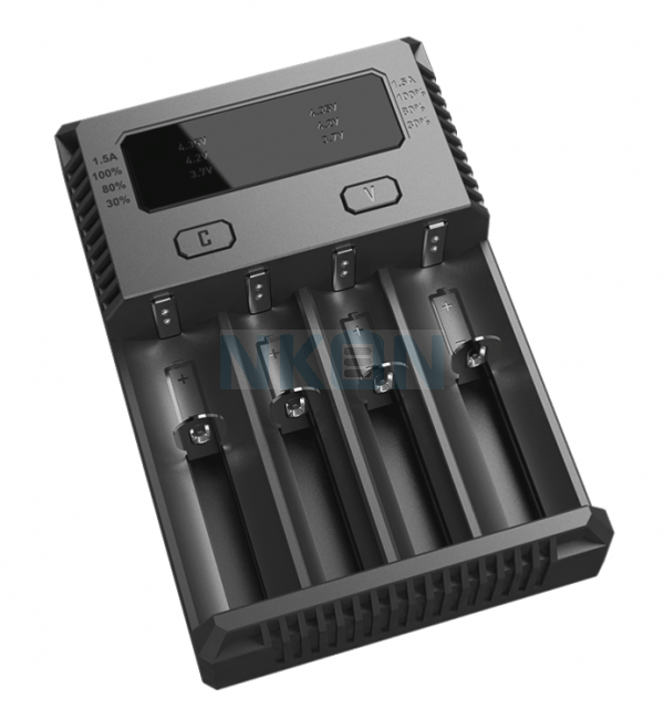 Nitecore Intellicharger i4 batterijlader