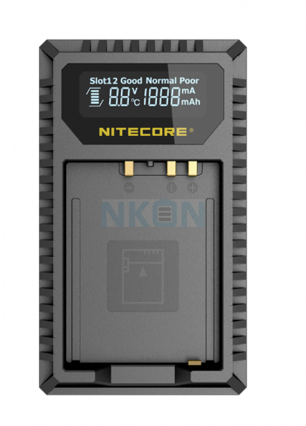 Nitecore FX1 - Fuji (NP-W126/NP-W126S)