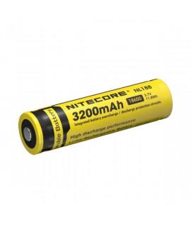 Nitecore 18650 NL1832 USB 3200mAh - 2A