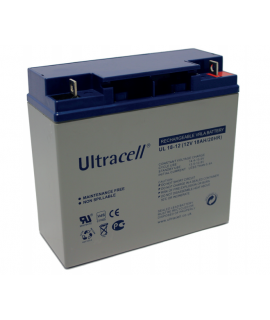 Ultracell 12V 18Ah Loodaccu