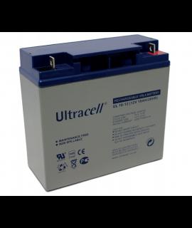 Ultracell 12V 18Ah Loodaccu