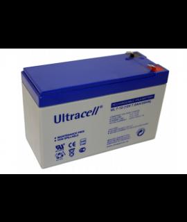 Ultracell 12V 7Ah Loodaccu