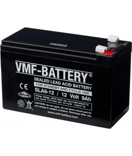 VMF 12V 9Ah loodaccu