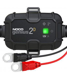 Noco GENIUS2D Multicharger 12V - 2A