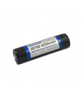 Keeppower 20700 4250mAh (protected) - 15A
