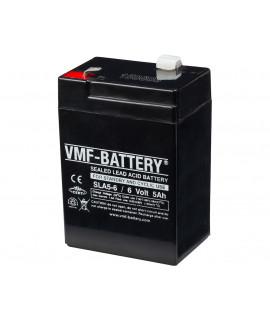 VMF 6V 5A loodaccu