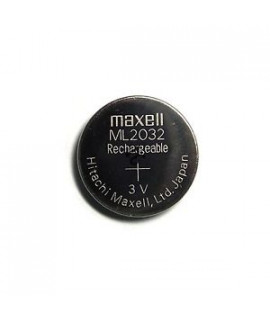 Maxell ML2032 oplaadbare knoopcel batterij