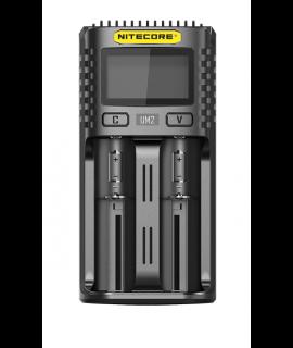 Nitecore UM2 USB batterijlader