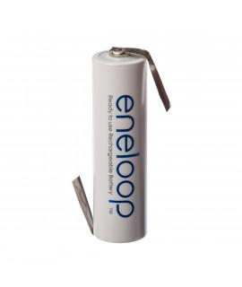 AAA Eneloop batterij met Z-soldeerlipjes