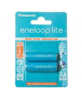 2 AA Eneloop Lite in blister - 950mAh