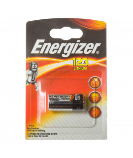Energizer CR123A - Blister