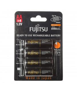 4 AA Fujitsu PRO - blister - 2450mAh