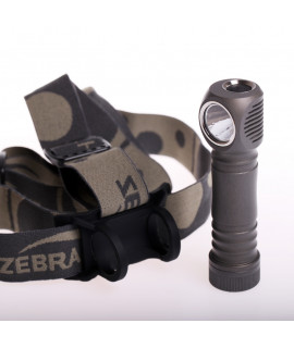 Zebralight H600w Mark IV XHP35 Neutral White Headlamp