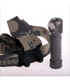 Zebralight H604 XHP35 Flood Cool White Headlamp