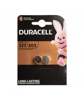 2x Duracell 357/303 (SR44) - 1.5V