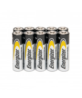 10 AA Energizer industrial