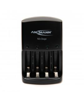 Ansmann Nikkel-Zink batterijlader