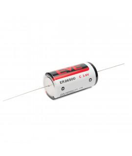 EVE ER26500 soldeerdraden C-formaat Lithium - 3.6V