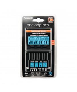 Panasonic Eneloop BQ-CC65 PRO batterijlader