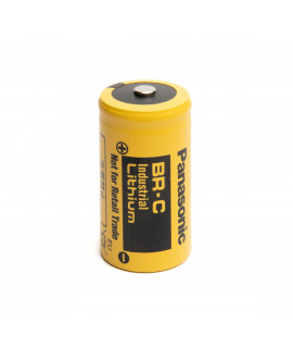 Panasonic BR-C Lithium batterij - 3V