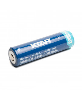 XTAR 18650 2200mAh (protected) - 5A