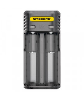 Nitecore Q2 batterijlader  - Blackberry