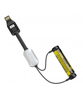 Nitecore LC10 powerbank / batterijlader