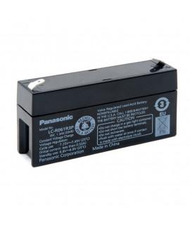 Panasonic 6V 1.3Ah Loodaccu