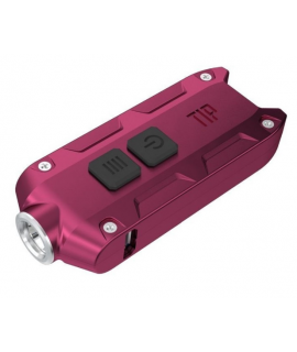 Nitecore Tip - Sleutelhanger Lampje - Rood - 360 Lumen