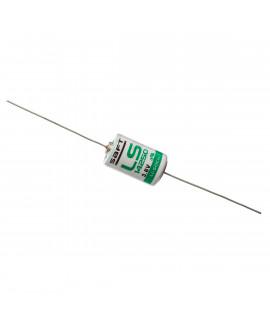 SAFT LS14250/ 1/2AA Lithium met soldeerdraden (CNA) - 3.6V