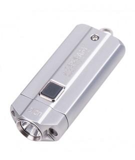 Acebeam UC15 XP-L - Zilver (inclusief 10440 batterijen)