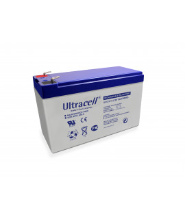 Ultracell Deep Cycle 12V 9Ah Loodaccu