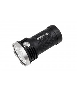 Acebeam X80-UV - 16* Nichia 365nm UV LED's - Lamp voor Professioneel Sporenonderzoek